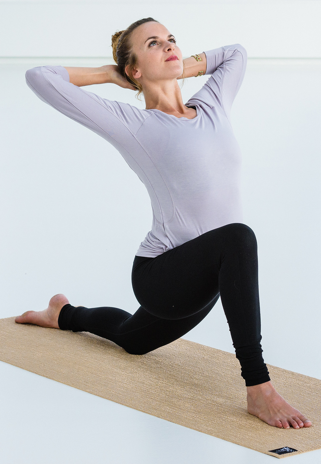 Yoga-Shirt - powder