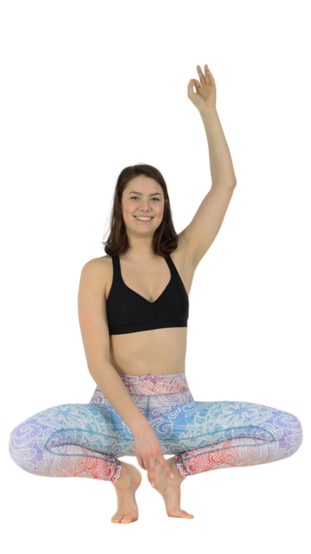 """Yoga-Leggings """"Sweet Summer Child"""""""