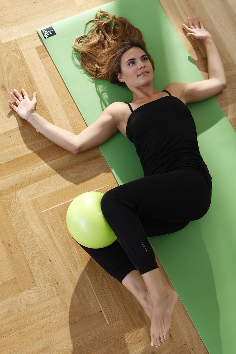 Pilates ball - Ø 23cm