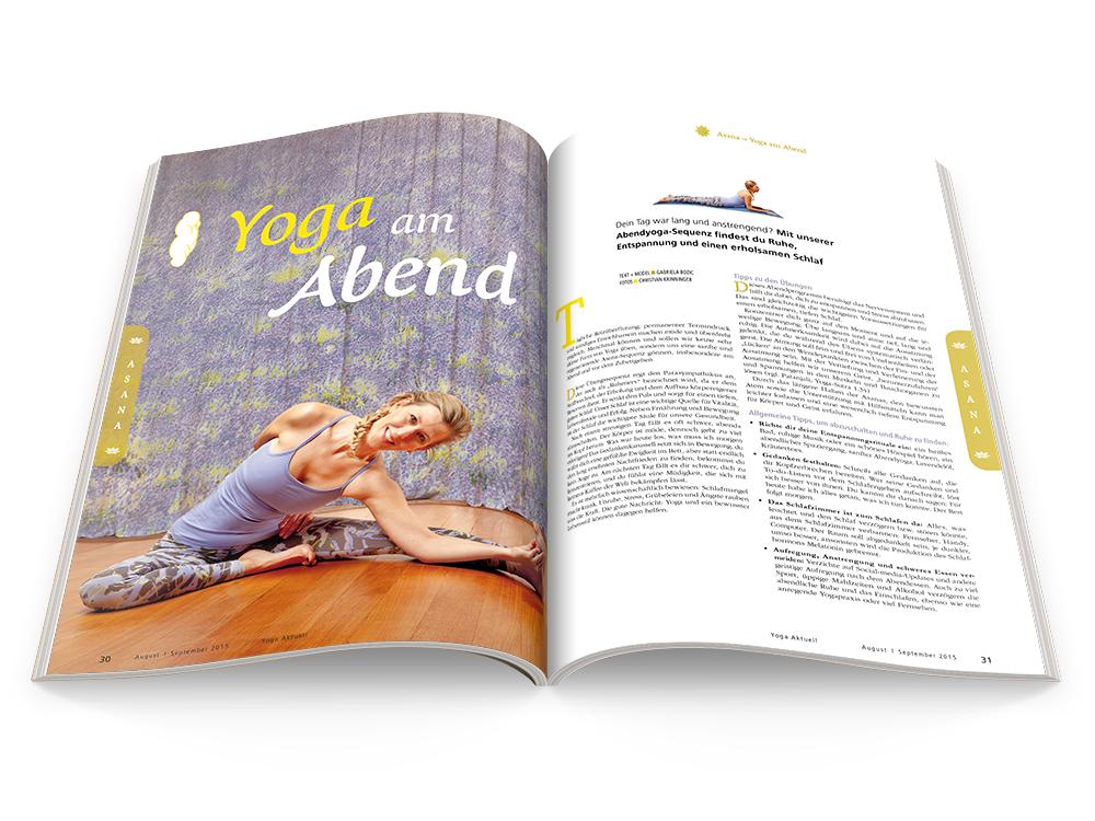 Yoga Aktuell 93 - 04/2015