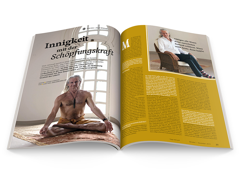 Yoga Aktuell 94 - 05/2015