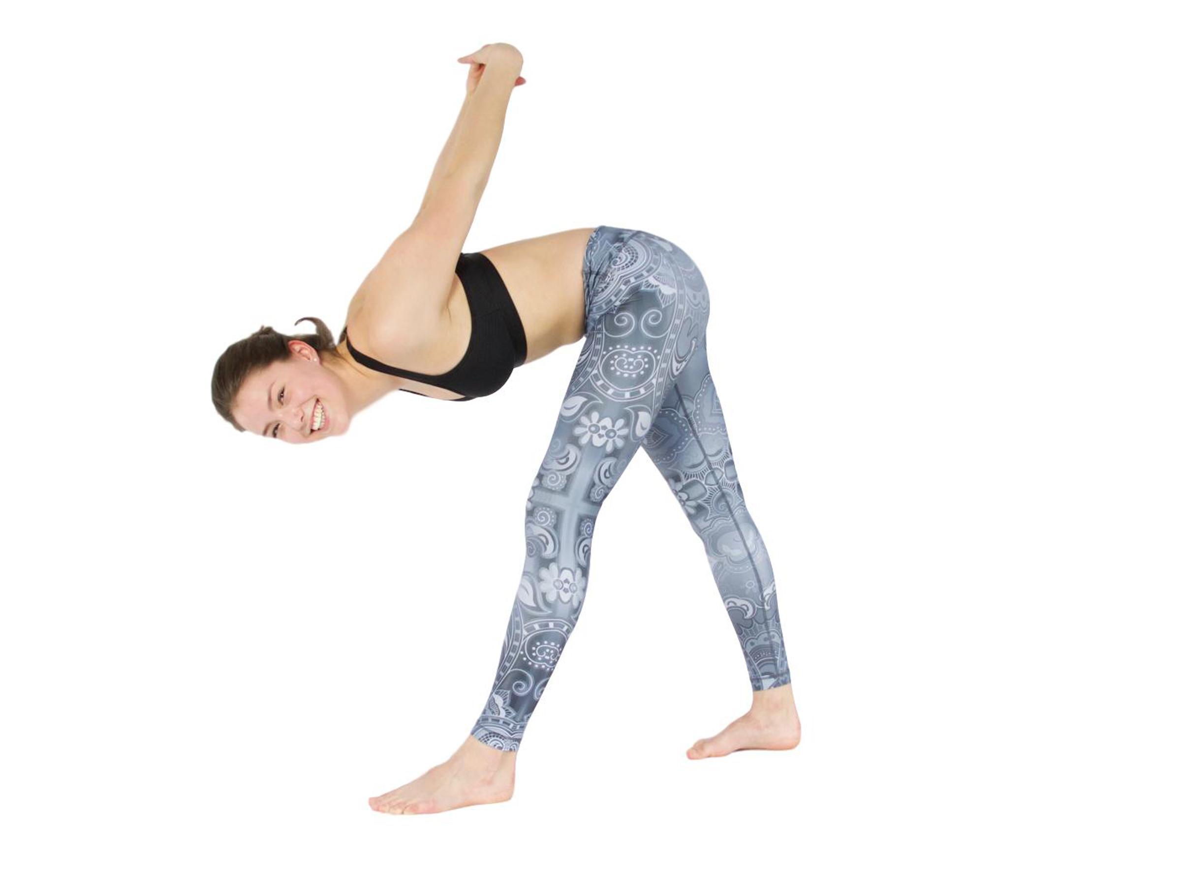 """Yoga-Leggings """"Ibiza Nights"""""""