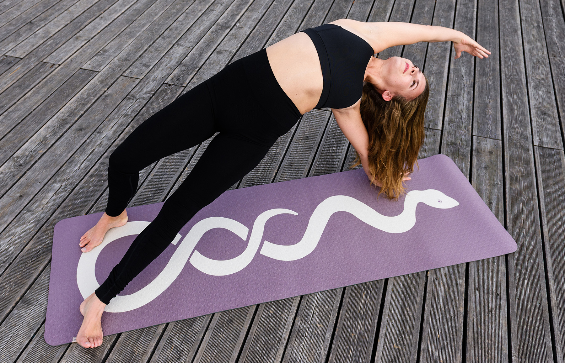 Yogamatte pro art collection
