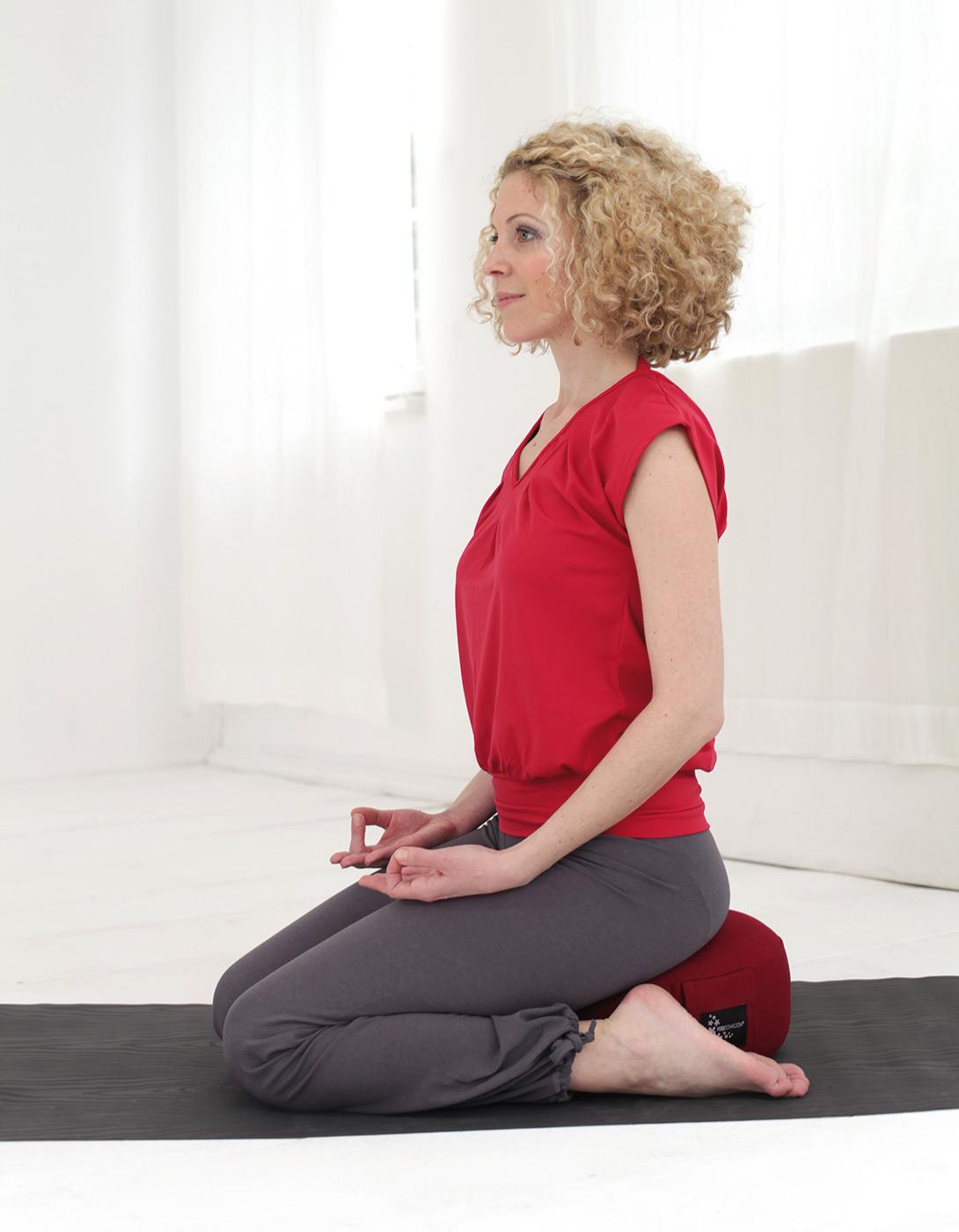 Meditation cushion - round