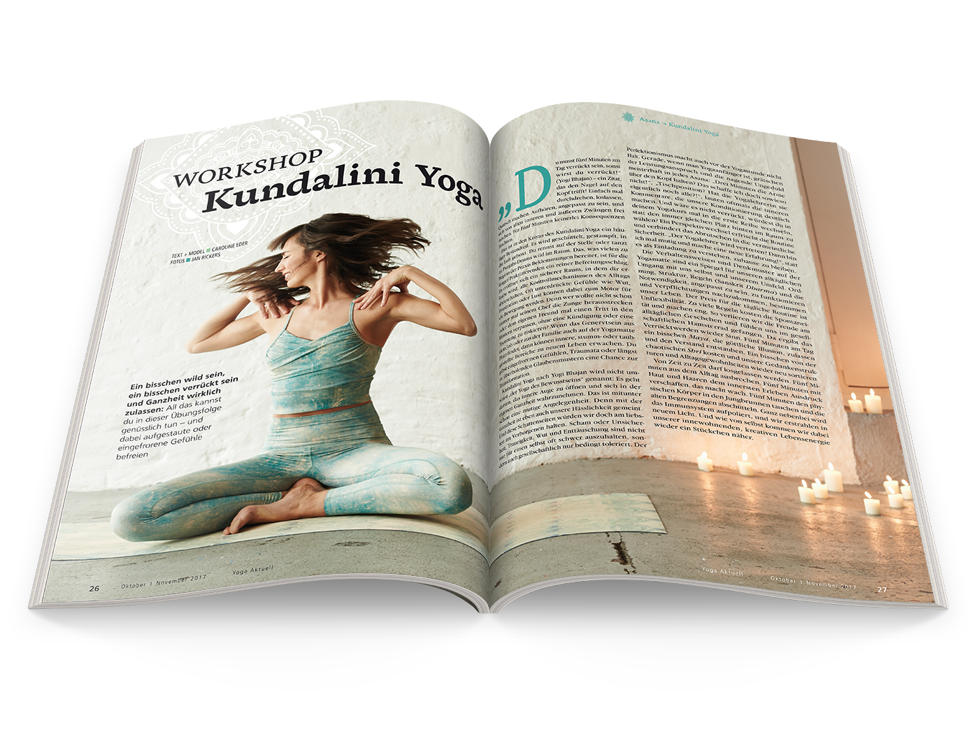 Yoga Aktuell 106 - 05/2017