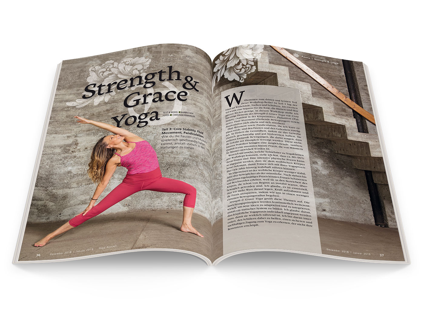 Yoga Aktuell 113 - 06/2018