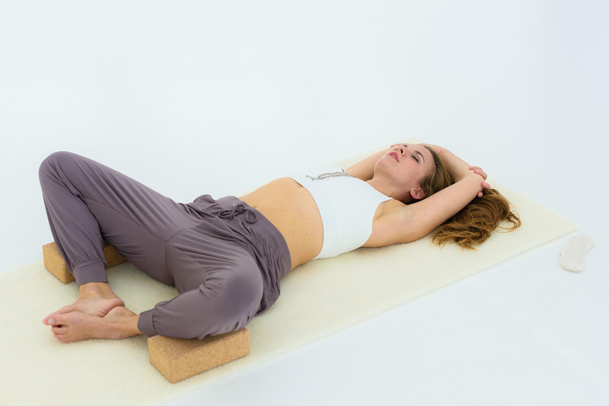 Yogamatte yogimat® natur - Schurwolle