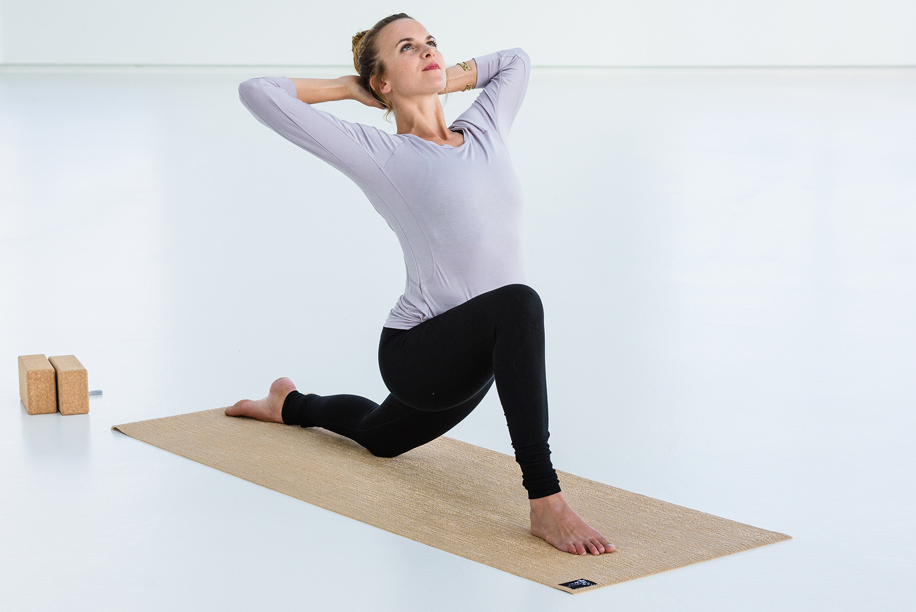 Yogamatte Jute